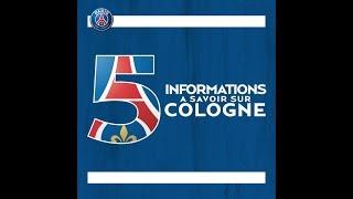 5 informations à savoir sur Cologne
