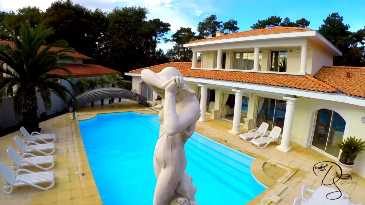 Villa De Luxe France Biarritz Cote Basque Amazing View Vendre Uhd 4k Youtube