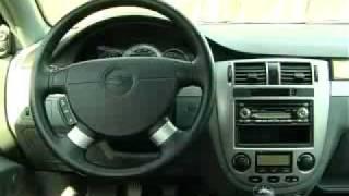 Chevrolet Lacetti против BYD F3(2008)