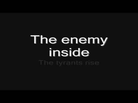 Arch Enemy - Rise Of The Tyrant (lyrics) HD