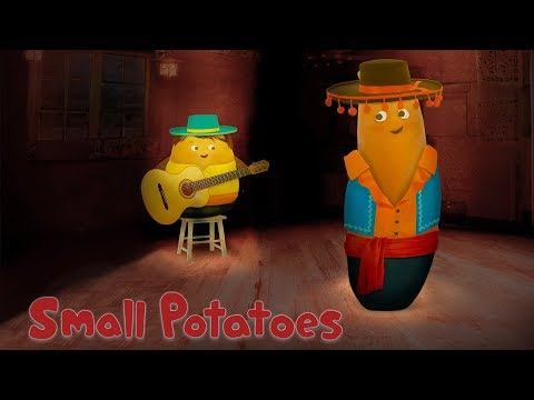 Small Potatoes - I Love to Dance the Flamenco
