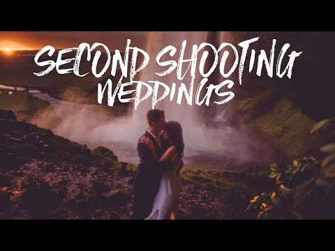 How To Get Hired As A Second Shooter - Wedding Photography