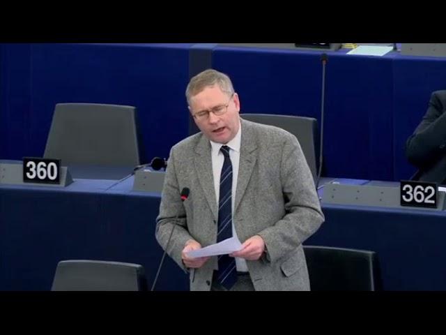 Gilles Lebreton sur les déclarations du Conseil européen des 22 et 23 mars 2018