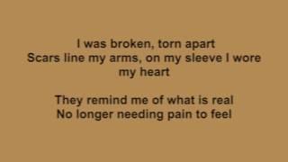 I found myself - Anna Clendening - Lyrics