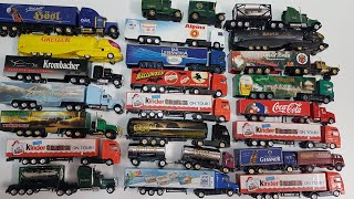 Video for Kids - Lots of Toy Trucks from the Box - trucks for children