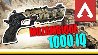 The Mozambique is the BEST Weapon (Apex Legends Funny Moments)