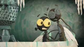 Теремок (Терем мухи) Гора Самоцветов(Мой новый фильм из цикла