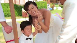 Wedding at GLOW Elxir Koh Yao Yai
