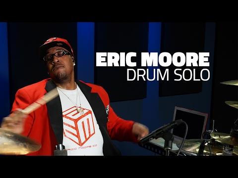 Eric Moore Drum Solo - Drumeo