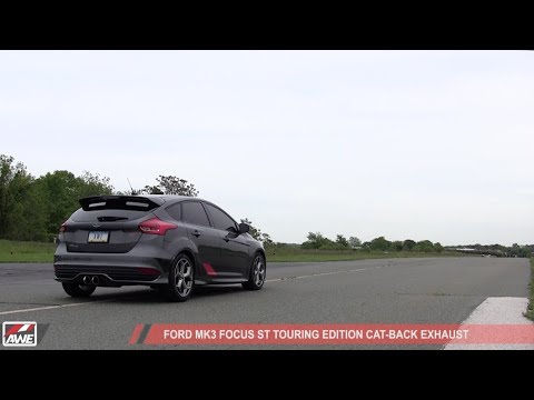 MBRP Exhaust - Drone or No? | Ford Focus ST Forum