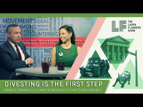 Divesting Is The First Step: Daniel Zarrilli & Clara Vondritch