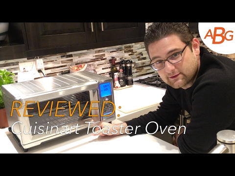 VIDEO REVIEW: Cuisinart Chefs Toaster Oven - TOB-260N1