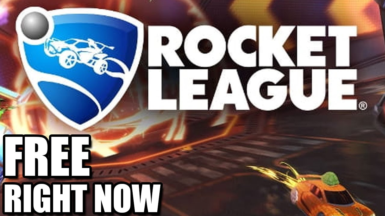 Rocket League and Rollercoaster Tycoon 3 are Free Right Now - Grab it Quickly! [Epic Games Store]