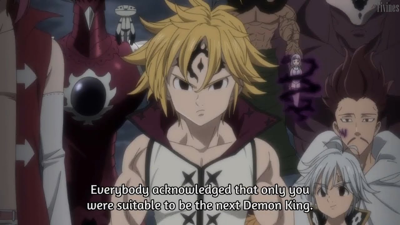 Download The Seven deadly sins season 3 episode 2 English Sub