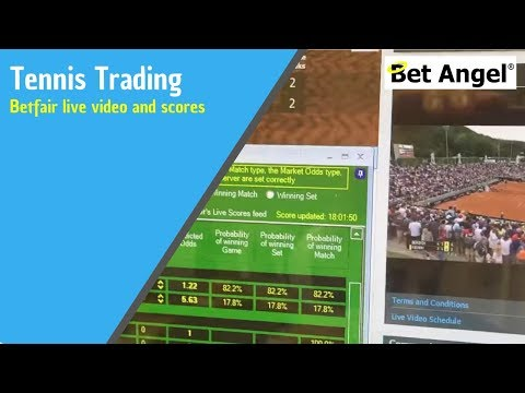 Tennis Lives scores - Betfair live video and live scores on