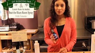 Kolya Naturals Apothecary - Diy Beat The Blues Room Spray