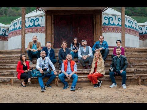 Kuruluş Osman - Sabah'la Günaydın Ekibi Set Ziyareti