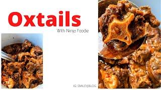 Ninja Foodie Oxtails