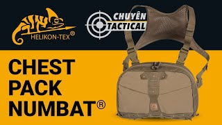 [Vietsub] Túi Helikon-Tex Chest Pack Numbat - Chuyentactical.com