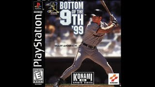 Let's Play: Bottom of the 9th '99 (PS1)