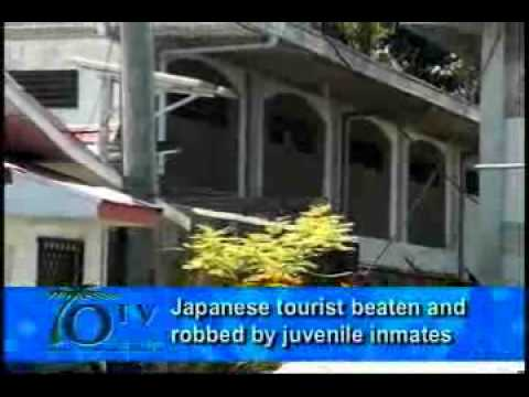 Japanese tourist beaten and robbed by juvenile inmates