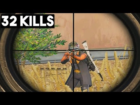 HE IS BACK!!   32 KILLS DUO   PUBG Mobile 🐼
