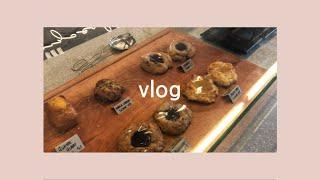 vlog) 강남 샐러드가게 추천 알라보. 다이어트 단호…