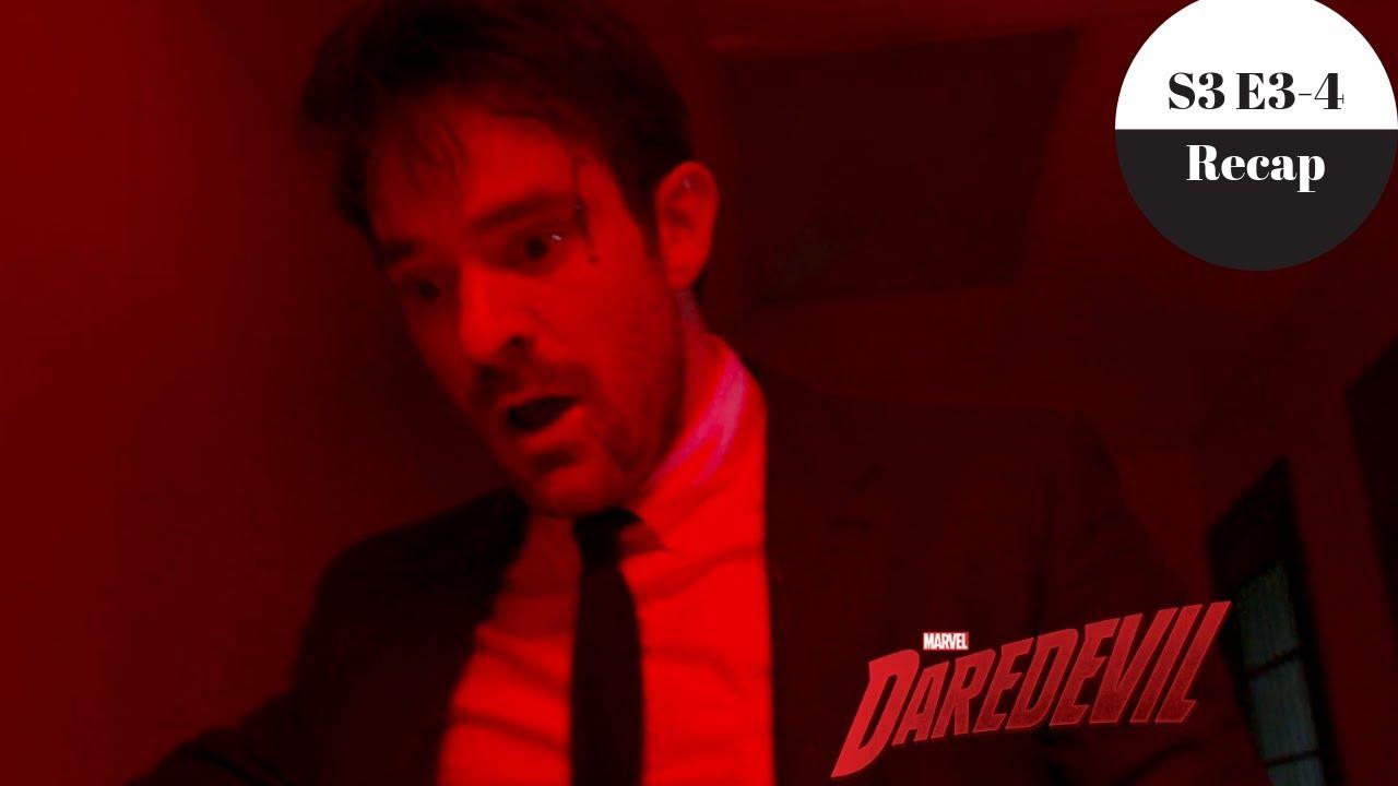 Download Daredevil - Season 3 Episode 3 & 4 Recap - Spoilers