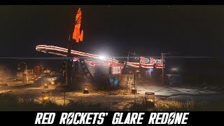 Fallout 4 Mods: Red Rockets' Glare REDONE