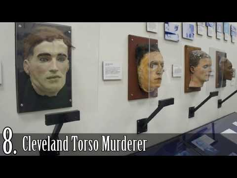 Top 10 UNSOLVED MURDER SPREES