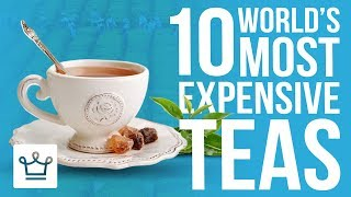Top 10 Most Expensive Tea In The World