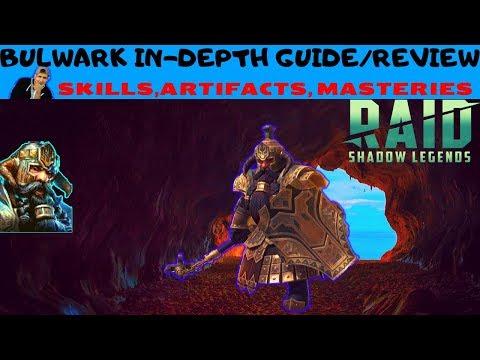Bulwark | In-Depth Guide/Review | Raid: Shadow Legends