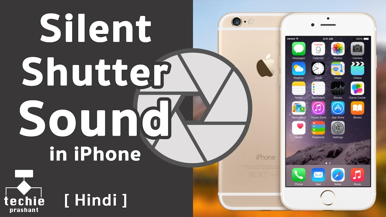 How to remove the sound on the iphone on the camera and not only. Learning to mute the sound of a smartphone
