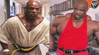 RONNIE COLEMAN 2020 ✊ - REAL WARRIOR - THEN AND NOW - STILL TRAINING - LIGHT WEIGHT BABY