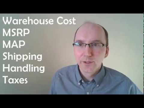 Dynamic Pricing for online shopping