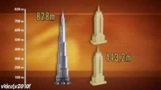 Fantastico - O maior prédio do mundo.wmv