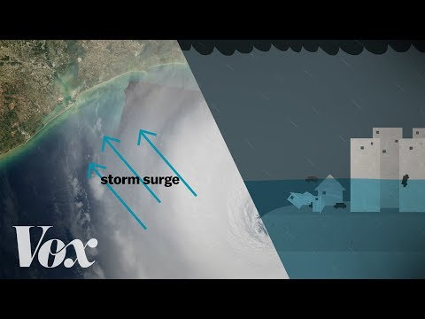 Why a storm surge can be the deadliest part of a hurricane