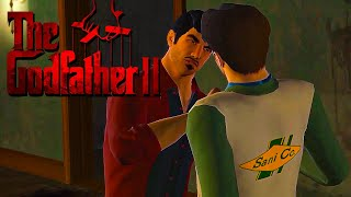 The Godfather 2 (PC) - Gameplay Walkthrough - Mission #6: New York Rackets