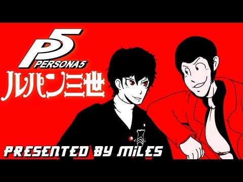 Persona 5 vs. Lupin the 3rd ( ペルソナ5 vs ルパン三世)