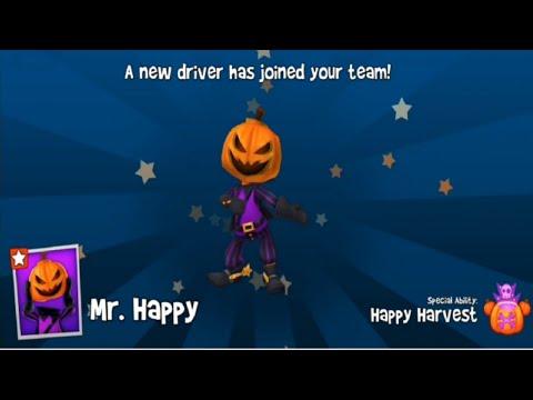 Mr Happy Unlocked   Beach Buggy Racing 2 Mobile.