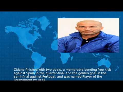 Zinedine Zidane  - Wiki