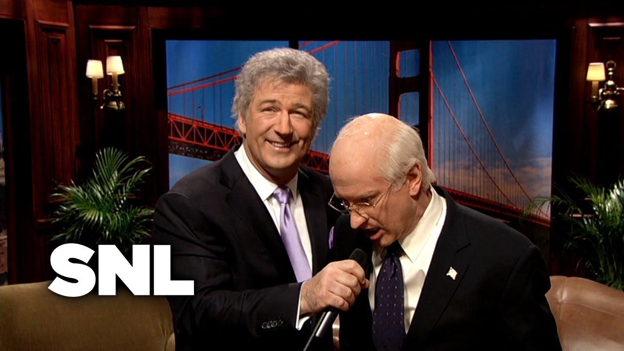 Tony Bennett and Dick Cheney - Saturday Night Live