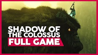 Shadow Of The Colossus | Full Playthrough (PS3 | 1080p | No Commentary)