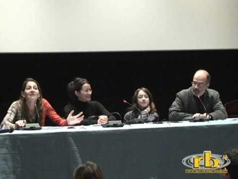 STELLA regia Sylvie Verheyde - conferenza 3° parte - WWW.RBCASTING.COM