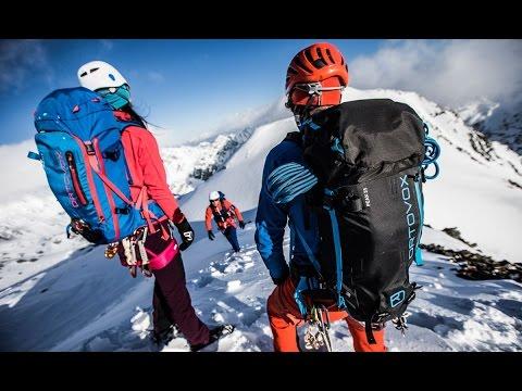 244259348f6 Ortovox Peak 35 - ISPO Gold Winning Backpack - Snowsafe