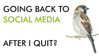 Going back to social media? How 2020 has changed my view on social media