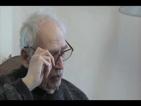 Harold Bloom Reciting Wallace Stevens