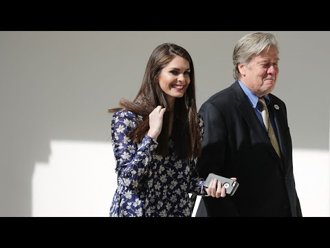 Hope Hicks named WH communications director