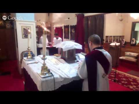 Virgin Mary & St.Demiana Kiahk