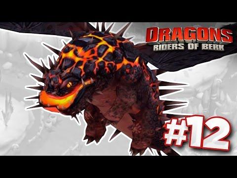 Catastrophic Quaken! | DRAGONS : Rise Of Berk - Ep12 HD
